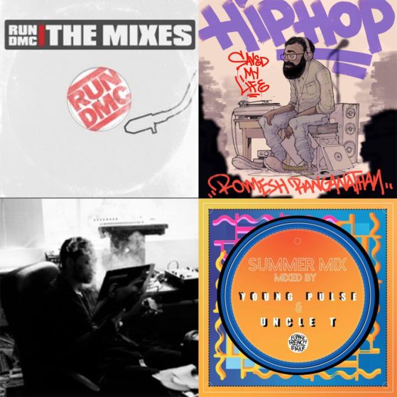 Run DMC, Madlib, Young Pulse, De La Soul, Mark Ronson and more are among our what's hot albums, tracks, mixes and podcast picks this month