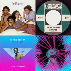 what's hot music picks featuring Natasha Diggs, DJ Jazzy Jeff,