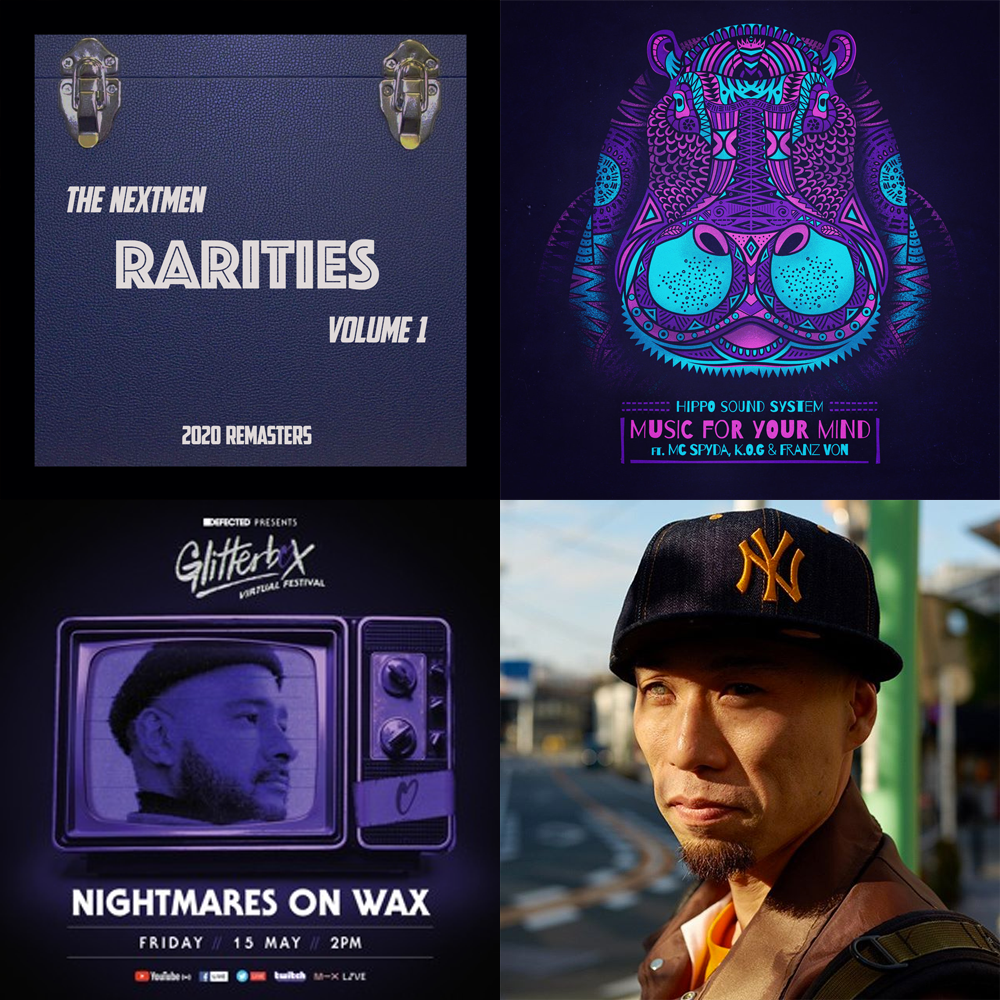 Here's our what's hot music picks featuring Nightmares On Wax, The Nextmen, Hippo Soundsystem, DJ Koco and more!
