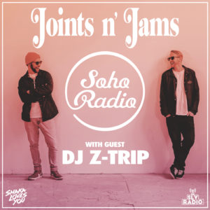 Shaka Loves You - Joints n' Jams with DJ Z-Trip