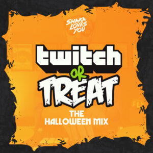 Shaka loves you - twitch or treat halloween mix