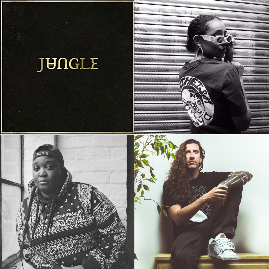 Jungle, A.Skillz, Eliza Rose, DijahSB and more are among our what's hot tracks, mixes and live stream picks this month.